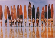 Surfing image 1950s