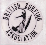 British Surfing Association logo